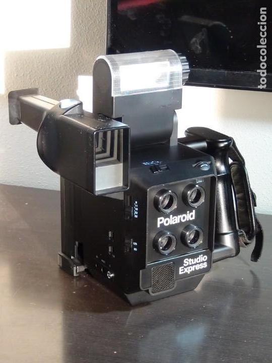 Cámara de fotos: Polaroid Studio Express Modelo 403...Ver video!!!!. - Foto 10 - 147574350