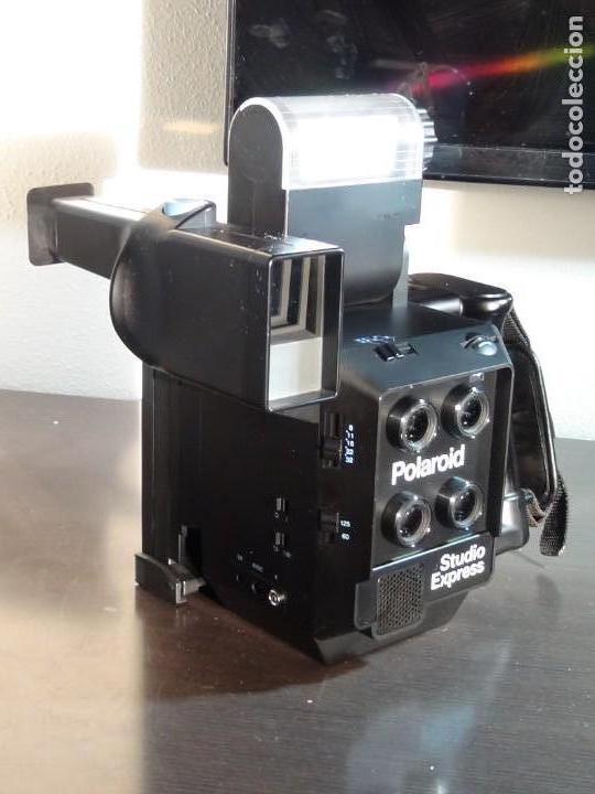 Cámara de fotos: Polaroid Studio Express Modelo 403...Ver video!!!!. - Foto 11 - 147574350