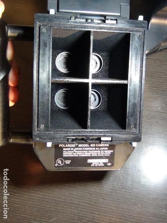 Cámara de fotos: Polaroid Studio Express Modelo 403...Ver video!!!!. - Foto 14 - 147574350