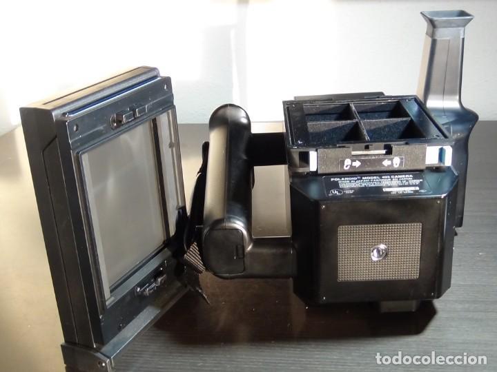 Cámara de fotos: Polaroid Studio Express Modelo 403...Ver video!!!!. - Foto 17 - 147574350