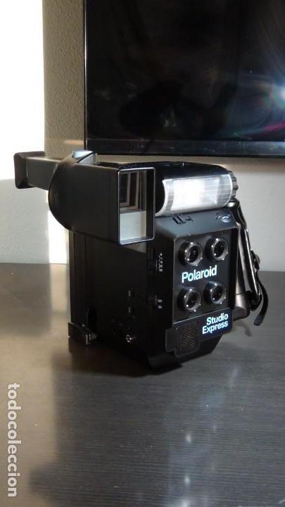 Cámara de fotos: Polaroid Studio Express Modelo 403...Ver video!!!!. - Foto 18 - 147574350