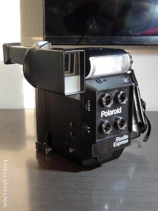 Cámara de fotos: Polaroid Studio Express Modelo 403...Ver video!!!!. - Foto 19 - 147574350