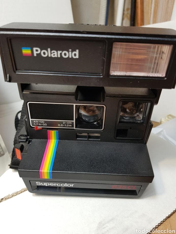 Cámara de fotos: Camara Polaroid Supercolor 635CL en caja original - Foto 2 - 147613145