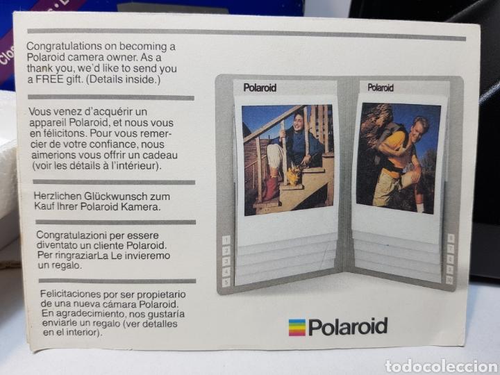 Cámara de fotos: Camara Polaroid Supercolor 635CL en caja original - Foto 6 - 147613145