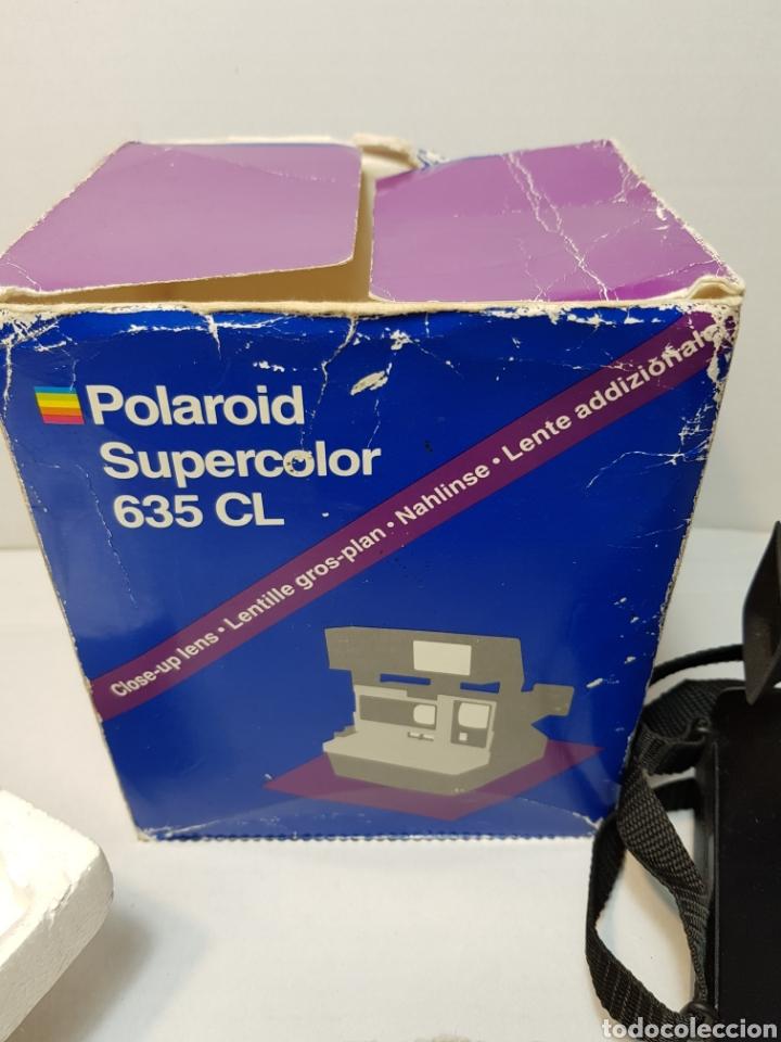 Cámara de fotos: Camara Polaroid Supercolor 635CL en caja original - Foto 7 - 147613145