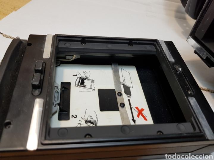 Cámara de fotos: Camara Polaroid Miniportraid muy escasa - Foto 5 - 147613813