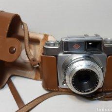 Cámara de fotos - Camara Agfa Silette Prontor SLK en funda original - 147614825