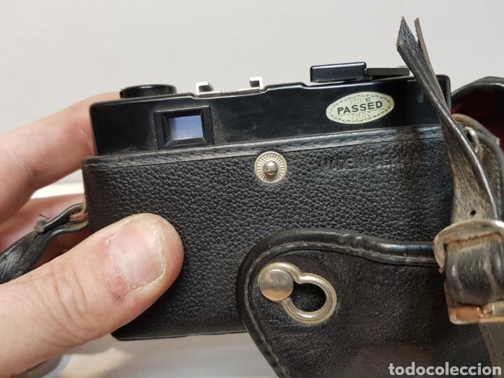 Cámara de fotos: Camara Revue 400 SE 1:17 40mm en funda original muy escasa - Foto 2 - 147615572