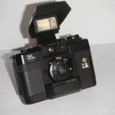 Cámara de fotos: CAMARA FOTOGRAFICA ANIMEX - COMPACTA - FLASH INCORPORADO. Lote 147620022