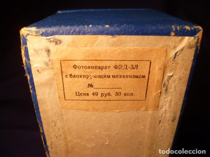 Cámara de fotos: CÁMARA FED 3 RUSA - URSS - Foto 7 - 147716310