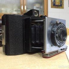 Cámara de fotos: ARGOVEX FABRICADA EN ESPAÑA EN 1953 - 56. Lote 147817966
