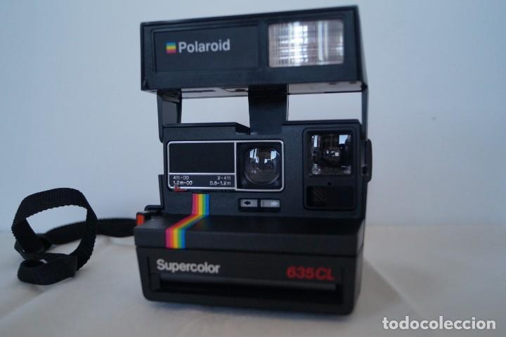 Cámara de fotos: Polaroid Supercolor 635 CL - Foto 2 - 148439418