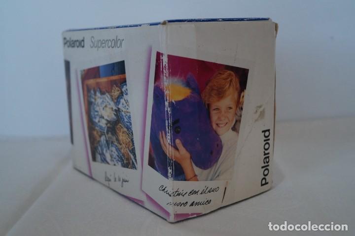 Cámara de fotos: Polaroid Supercolor 635 CL - Foto 6 - 148439418