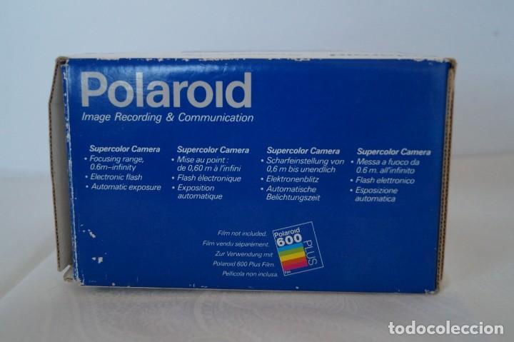 Cámara de fotos: Polaroid Supercolor 635 CL - Foto 7 - 148439418