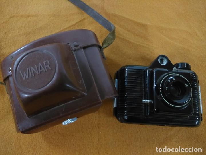 CÁMARA FOTOGRÁFICA WINAR (Cámaras Fotográficas - Clásicas (no réflex))