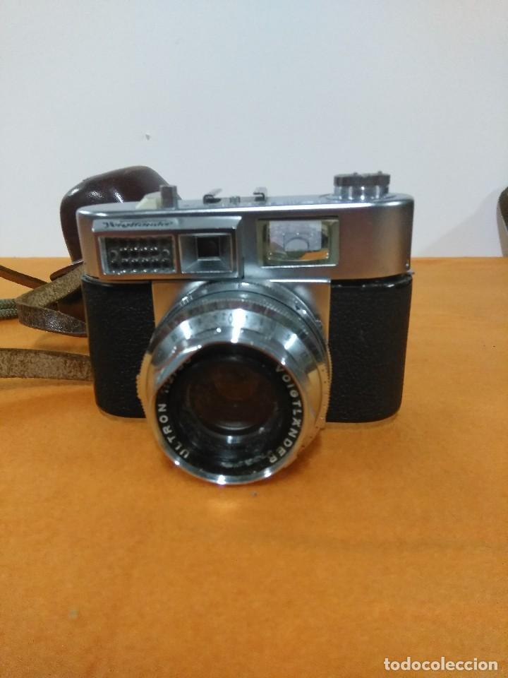 CAMARA FOTOGRAFICA VOIGTLANDER VITOMATIC II A (Cámaras Fotográficas - Clásicas (no réflex))