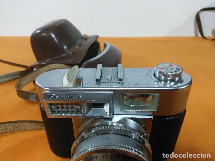 Cámara de fotos: CAMARA FOTOGRAFICA VOIGTLANDER VITOMATIC II a - Foto 3 - 148951234