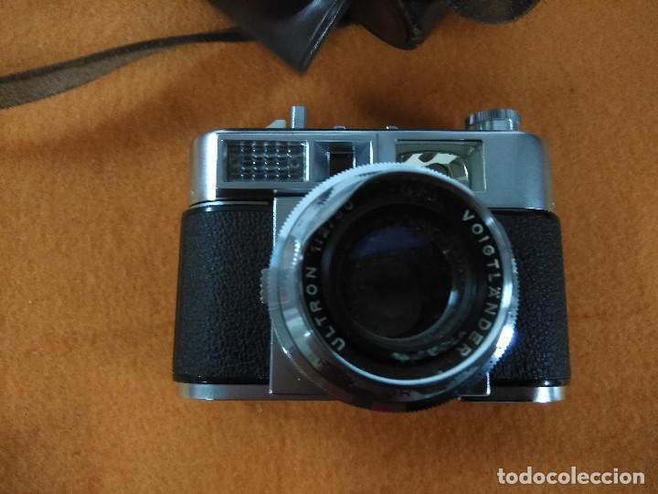 Cámara de fotos: CAMARA FOTOGRAFICA VOIGTLANDER VITOMATIC II a - Foto 5 - 148951234