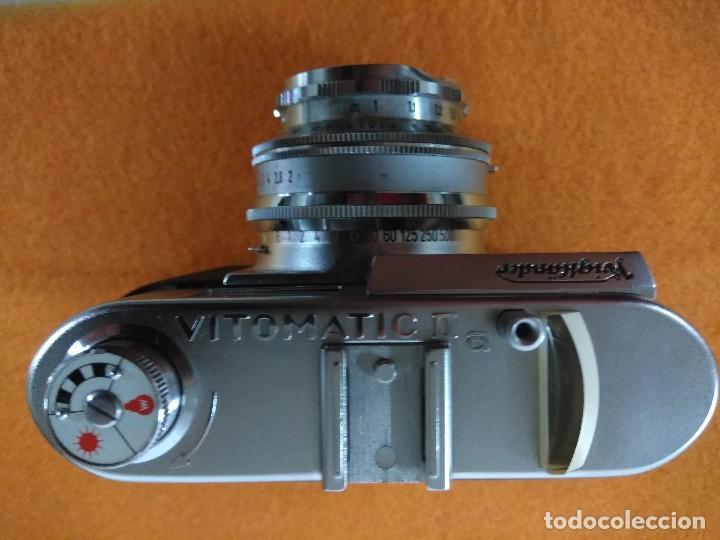 Cámara de fotos: CAMARA FOTOGRAFICA VOIGTLANDER VITOMATIC II a - Foto 6 - 148951234