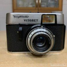 Cámara de fotos: VOIGTLANDER VITORET. Lote 149617330