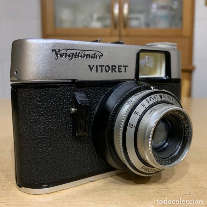 Cámara de fotos: VOIGTLANDER VITORET - Foto 2 - 149617330