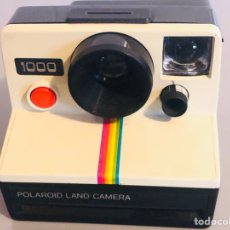 Cámara de fotos: POLAROID 1000 LAND CAMERA - CAMARA FOTOS. Lote 150836940