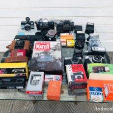 Cámara de fotos: LOTE FOTOGRAFÍA. Lote 151103630