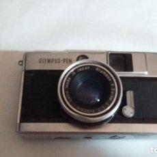 Cámara de fotos: OLYMPUS-PEN EED, USADA. Lote 151147802