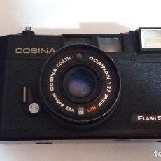 Cámara de fotos: COSINA FLASH 35E, USADA. Lote 151150430