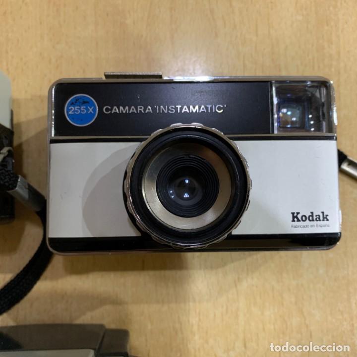 Cámara de fotos: LOTE DE 3 CAMARAS KODAK FABRICADAS EN ESPAÑA - Foto 2 - 151363050