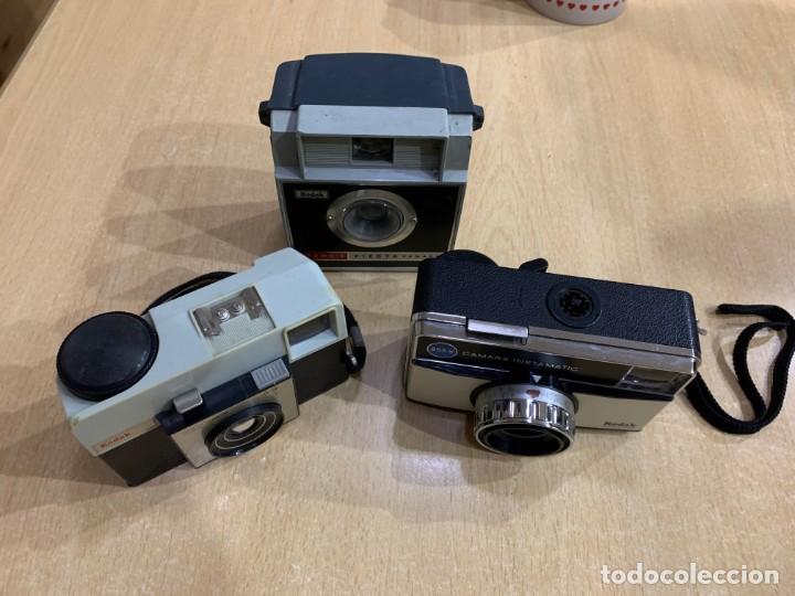 Cámara de fotos: LOTE DE 3 CAMARAS KODAK FABRICADAS EN ESPAÑA - Foto 5 - 151363050