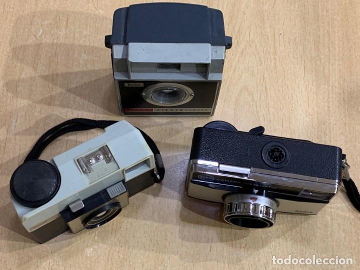 Cámara de fotos: LOTE DE 3 CAMARAS KODAK FABRICADAS EN ESPAÑA - Foto 6 - 151363050