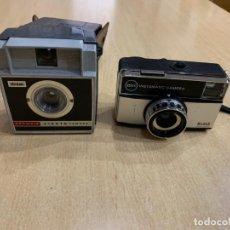 Cámara de fotos: LOTE DE 2 CAMARAS KODAK FABRICADAS EN ESPAÑA. Lote 151379830