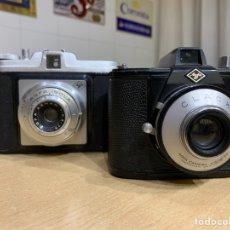 Cámara de fotos: AGUA ISOLA Y AGFA CLACK. Lote 151428833