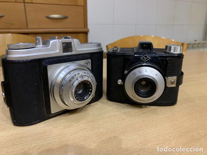 Cámara de fotos: Agfa Isola y Agfa Clack - Foto 2 - 151428833