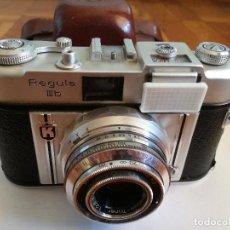 Cámara de fotos: ANTIGUA CAMARA DE FOTOS VINTAGE. REGULA III B DE LOS AÑOS 50. Lote 151619470