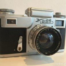 Cámara de fotos - GCH - CAMARA FOTOGRAFICA KIEV 4 SOVIETICA, URSS , RUSA, OBJETIVO JUPITER 8 M + FUNDA ORIGINAL - GCH - 151943466
