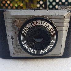 Cámara de fotos: ANTIGUA CAMARA DE FOTOS LENFIX FABRICADA EN ESPAÑA. Lote 152361345