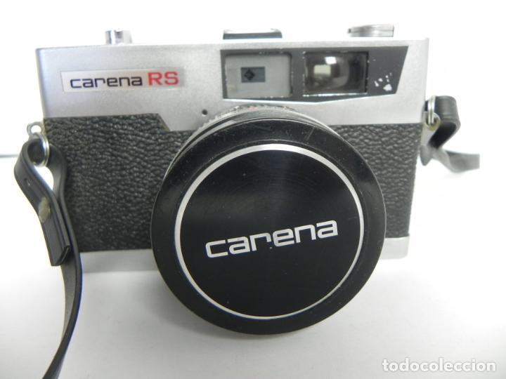 CAMARA CARENA RS (MADE IN JAPAN) VER FOTOS (Cámaras Fotográficas - Clásicas (no réflex))