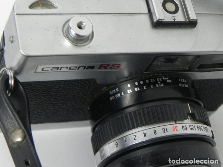 Cámara de fotos: CAMARA CARENA RS (MADE IN JAPAN) VER FOTOS - Foto 9 - 152428066
