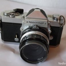 Cámara de fotos: NIKKORMAT. Lote 152459814