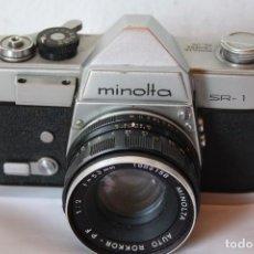 Cámara de fotos: MINOLTA SR-1. Lote 152460846