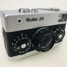 Cámara de fotos: ROLLEI 35. Lote 152544036