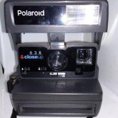 Fotocamere: CÁMARA POLAROID CLOSE UP 636 (SIN PROBAR). Lote 152649110