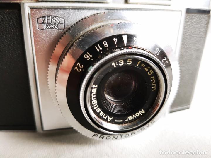 ZEISS IKON CONTINA II (Cámaras Fotográficas - Clásicas (no réflex))