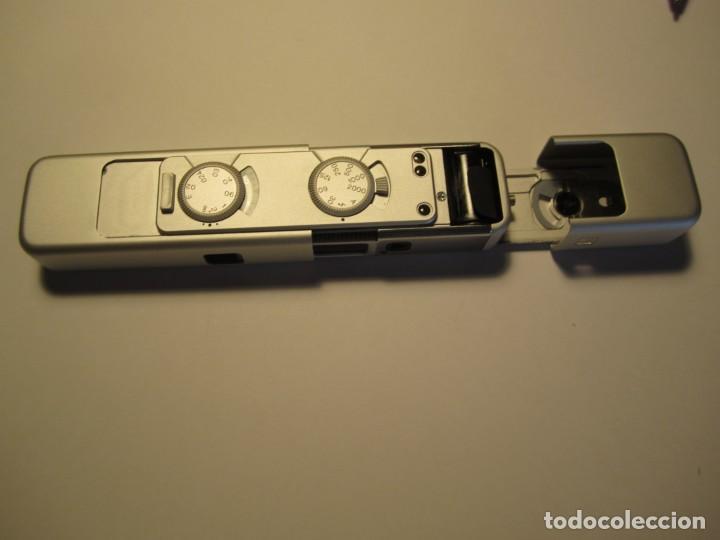 Cámara de fotos: lote camara fotografica minox lx con su funda original y manual de instrucciones y 11 carretes minox - Foto 9 - 153819822