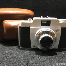 Cámara de fotos: CAMARA DE FOTOS AGFA SILETTE VARIO CON OBJETIVO AGFA AGNAR 1:35/45 - 12 FOTOS. Lote 155536182