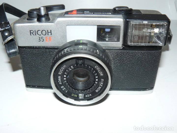 CAMARA RICOH - 35 EF (Cámaras Fotográficas - Clásicas (no réflex))