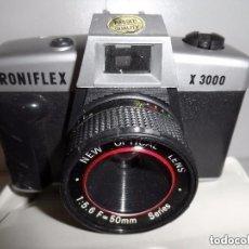 Cámara de fotos: DAXON RONIFLEX X3000. Lote 155635202