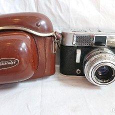 Cámara de fotos: CAMARA DE FOTOS VOIGTLANDER VITO CL FUNDA ORIGINAL. Lote 155695130